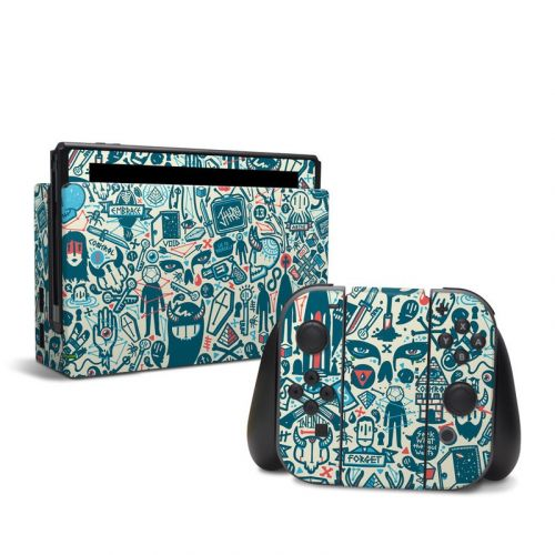 Committee Nintendo Switch Skin