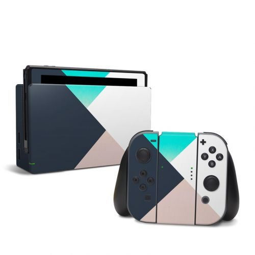 Currents Nintendo Switch Skin