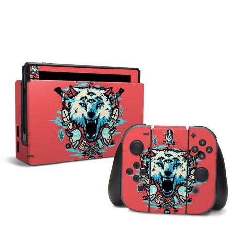 Ever Present Nintendo Switch Skin