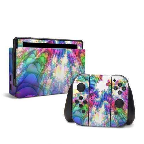 Flashback Nintendo Switch Skin