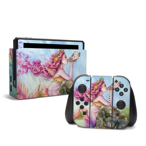 Horn of Beginning Nintendo Switch Skin
