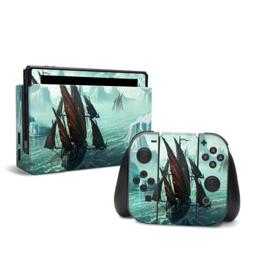 Into the Unknown Nintendo Switch Skin
