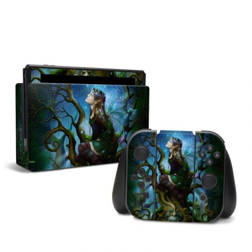 Nightshade Fairy Nintendo Switch Skin