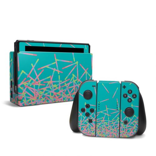 Pop Rocks Wands Nintendo Switch Skin