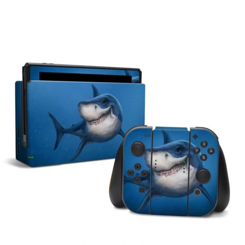 Shark Totem Nintendo Switch Skin