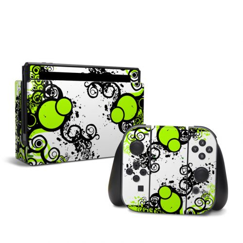 Simply Green Nintendo Switch Skin