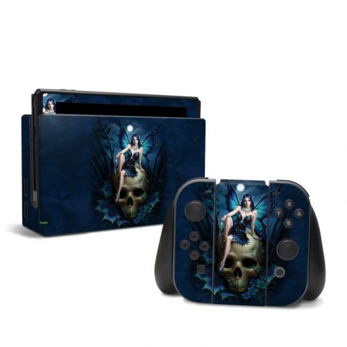 Skull Fairy Nintendo Switch Skin