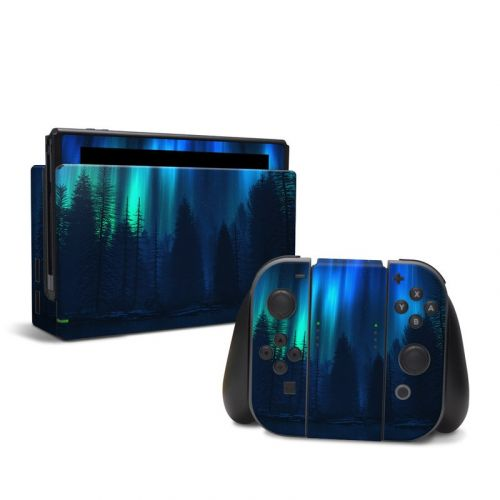 Song of the Sky Nintendo Switch Skin