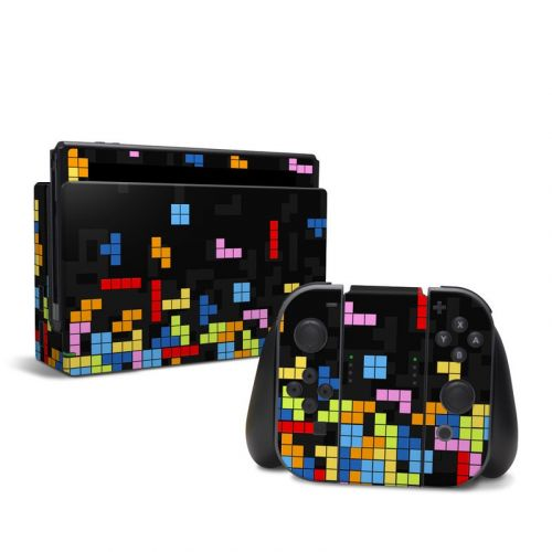Tetrads Nintendo Switch Skin