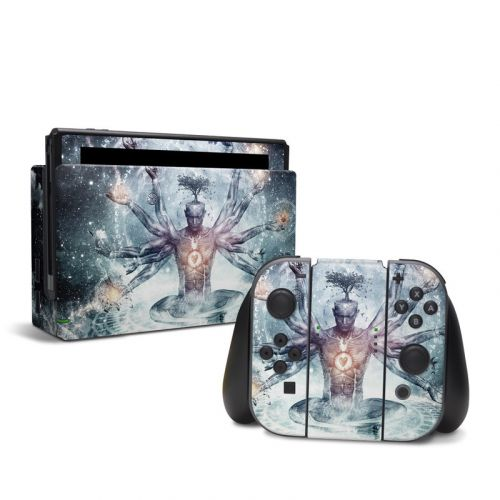 The Dreamer Nintendo Switch Skin