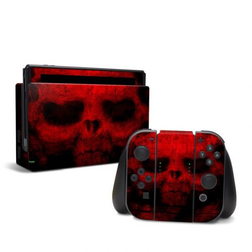 War Nintendo Switch Skin