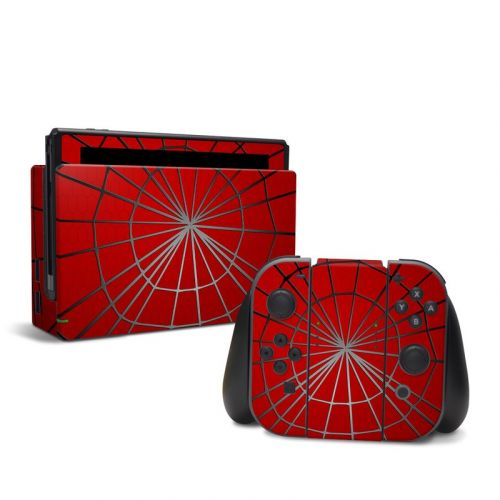 Webslinger Nintendo Switch Skin