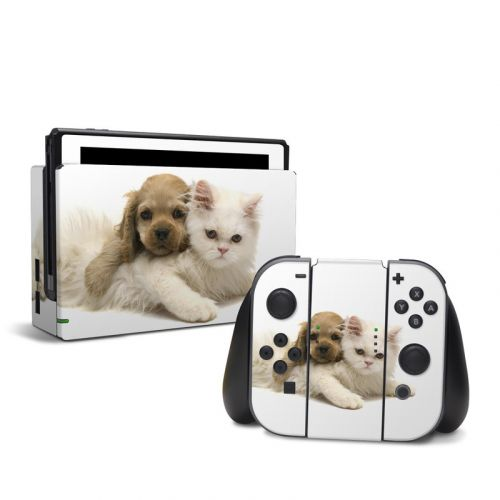 Young Love Nintendo Switch Skin