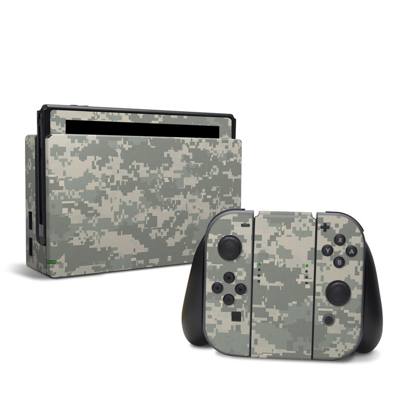 ACU Camo Nintendo Switch Skin
