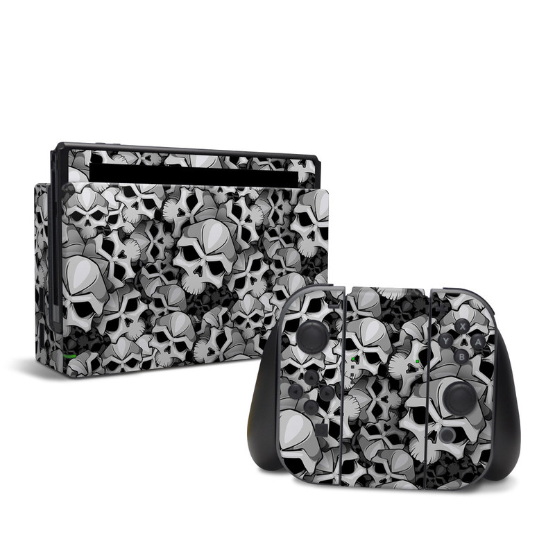 Bones Nintendo Switch Skin