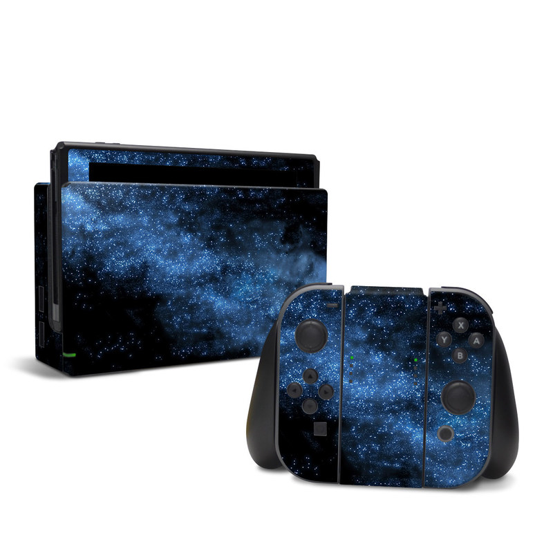 Milky Way Nintendo Switch Skin