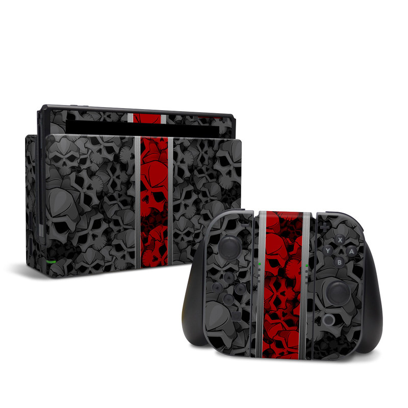Nunzio Nintendo Switch Skin