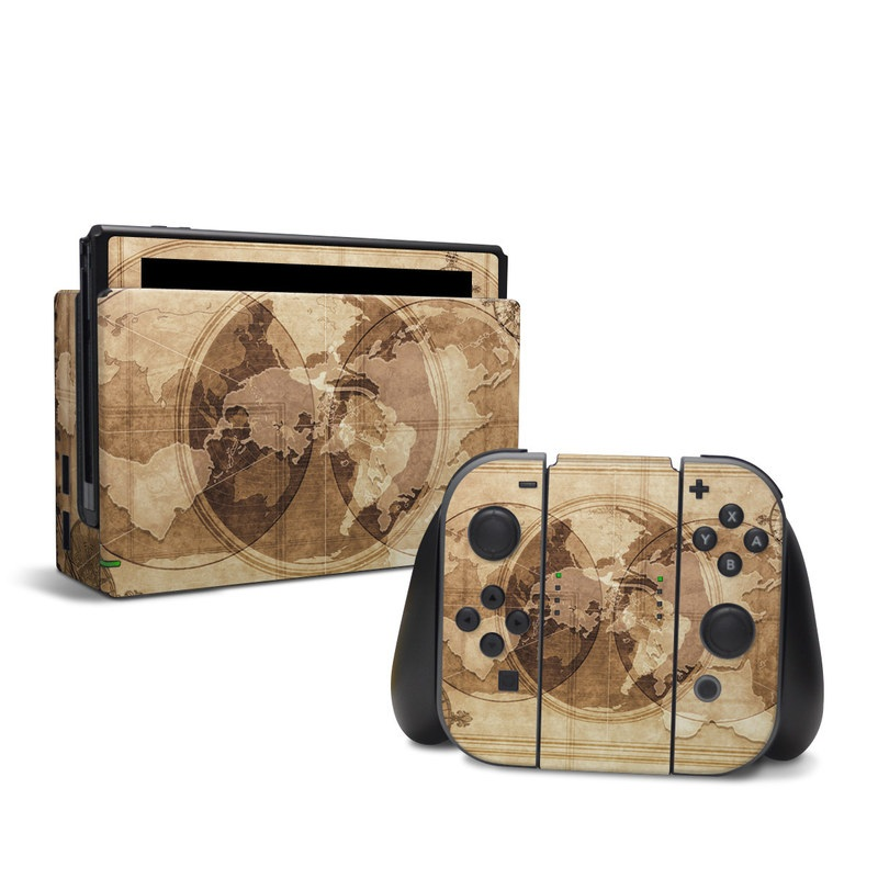 Quest Nintendo Switch Skin