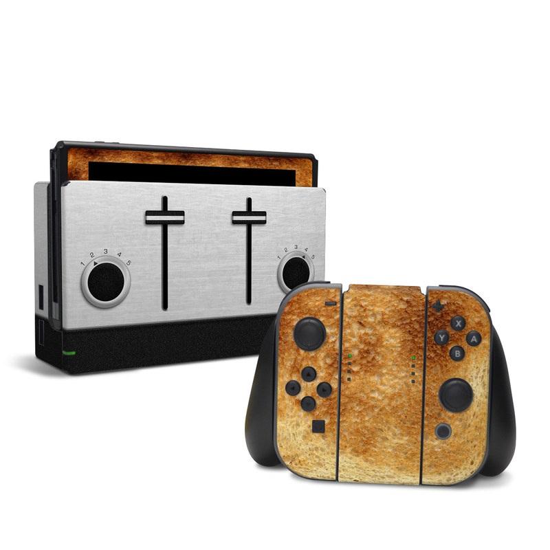 Toastendo Nintendo Switch Skin