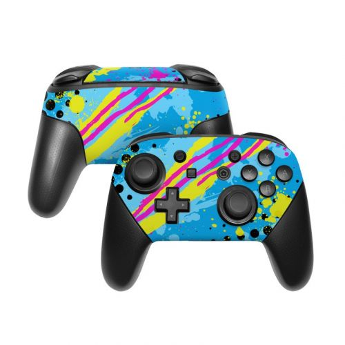 Acid Nintendo Switch Pro Controller Skin