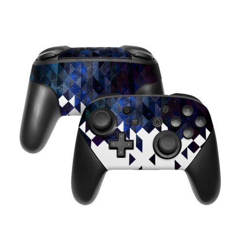 Collapse Nintendo Switch Pro Controller Skin