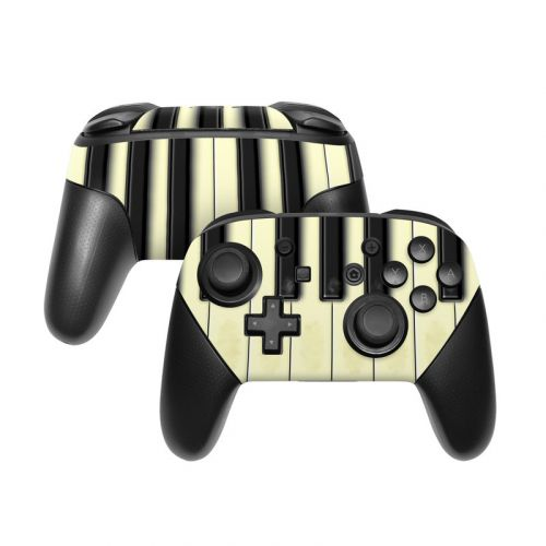Concerto Nintendo Switch Pro Controller Skin