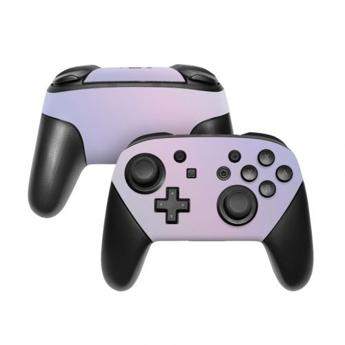 Cotton Candy Nintendo Switch Pro Controller Skin
