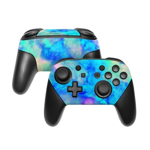Electrify Ice Blue Nintendo Switch Pro Controller Skin