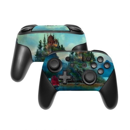 Journey's End Nintendo Switch Pro Controller Skin