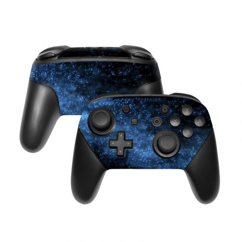 Milky Way Nintendo Switch Pro Controller Skin
