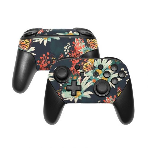 Monarch Grove Nintendo Switch Pro Controller Skin