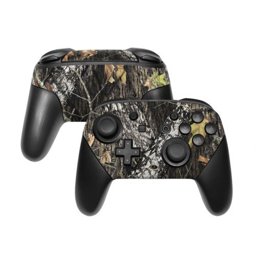 Break-Up Nintendo Switch Pro Controller Skin