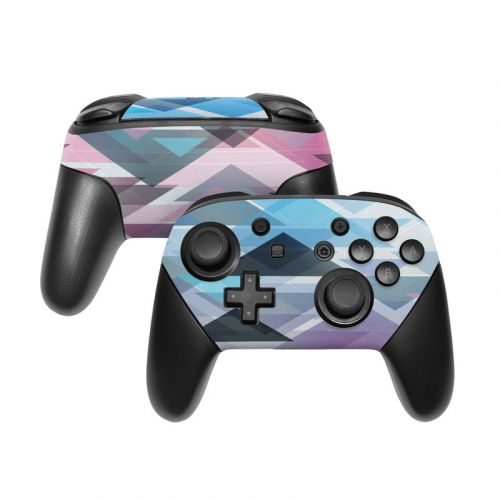 Night Rush Nintendo Switch Pro Controller Skin