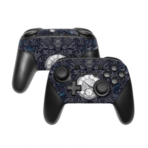 Time Travel Nintendo Switch Pro Controller Skin