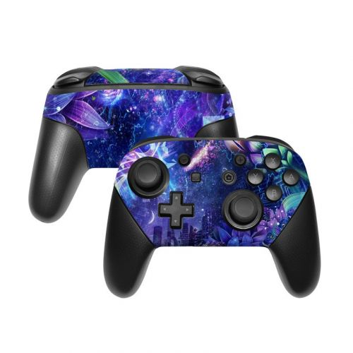 Transcension Nintendo Switch Pro Controller Skin
