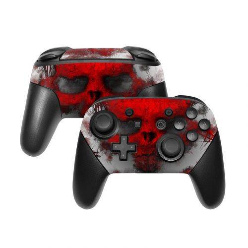 War Light Nintendo Switch Pro Controller Skin