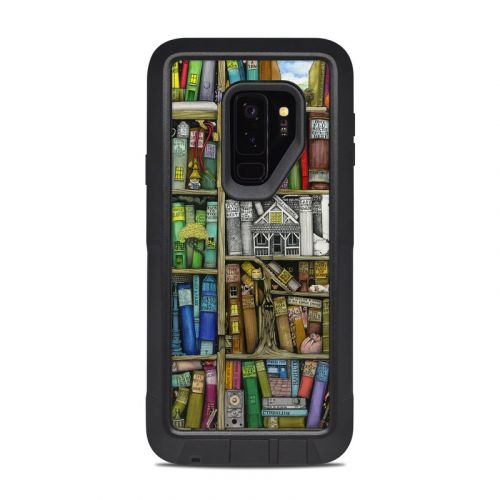 Bookshelf OtterBox Pursuit Galaxy S9 Plus Case Skin