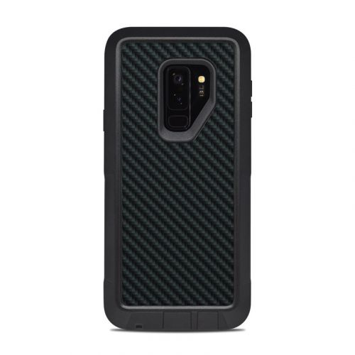 Carbon OtterBox Pursuit Galaxy S9 Plus Case Skin