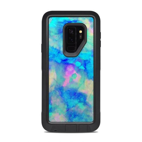 Electrify Ice Blue OtterBox Pursuit Galaxy S9 Plus Case Skin