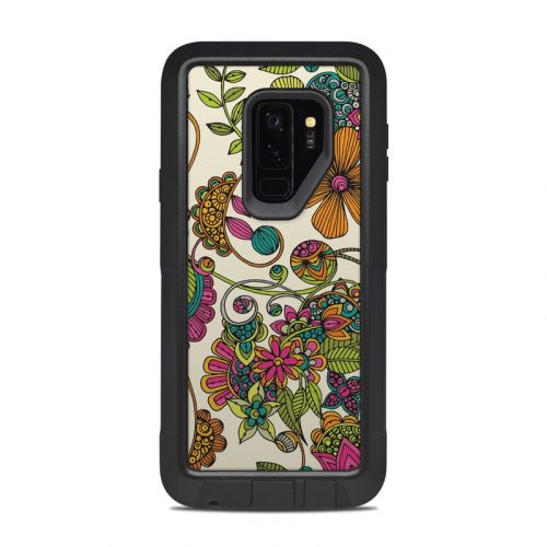 Maia Flowers OtterBox Pursuit Galaxy S9 Plus Case Skin