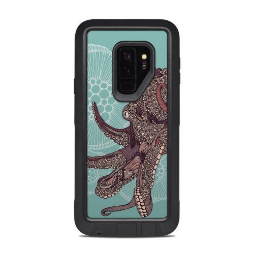 Octopus Bloom OtterBox Pursuit Galaxy S9 Plus Case Skin