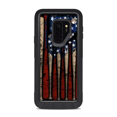Old Glory OtterBox Pursuit Galaxy S9 Plus Case Skin