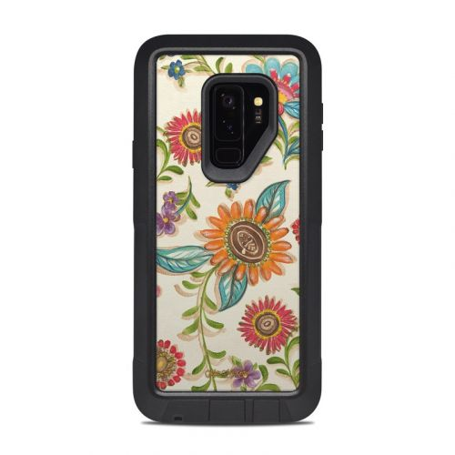 Olivia's Garden OtterBox Pursuit Galaxy S9 Plus Case Skin