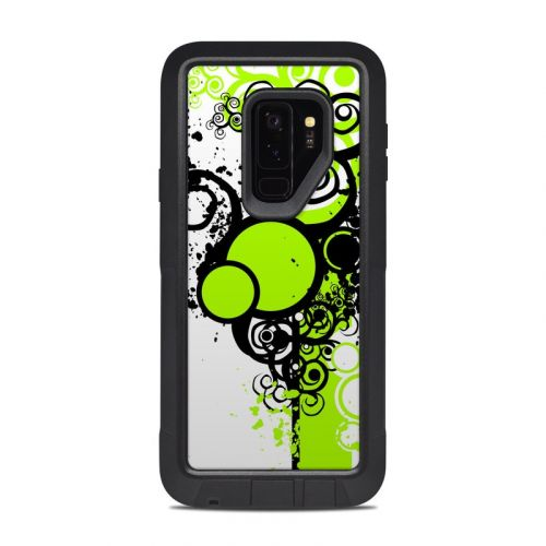 Simply Green OtterBox Pursuit Galaxy S9 Plus Case Skin