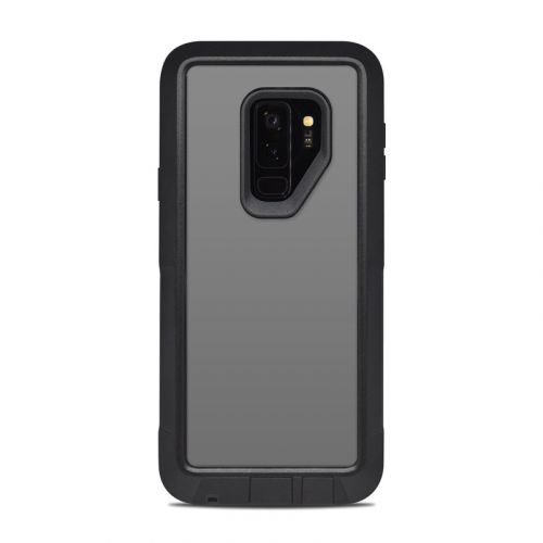 Solid State Grey OtterBox Pursuit Galaxy S9 Plus Case Skin