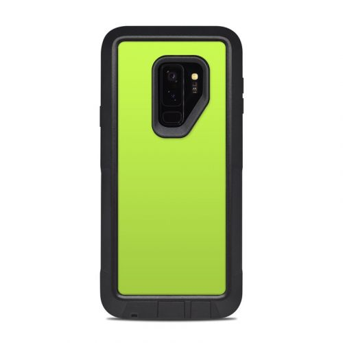Solid State Lime OtterBox Pursuit Galaxy S9 Plus Case Skin