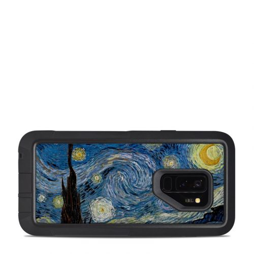 Starry Night OtterBox Pursuit Galaxy S9 Plus Case Skin