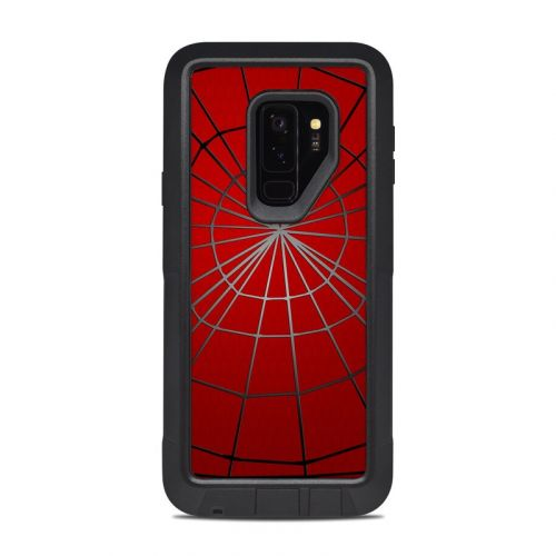 Webslinger OtterBox Pursuit Galaxy S9 Plus Case Skin