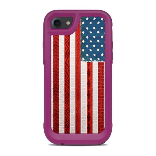 American Tribe OtterBox Pursuit iPhone 8 Case Skin