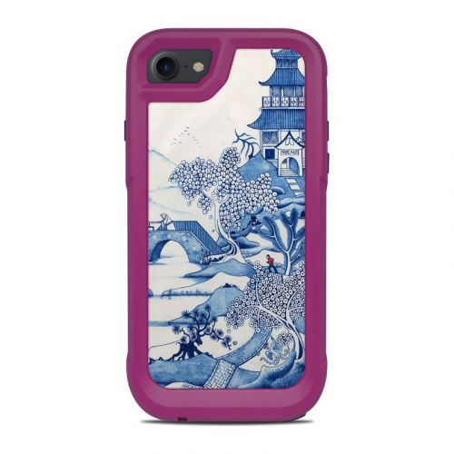 Blue Willow OtterBox Pursuit iPhone 8 Case Skin